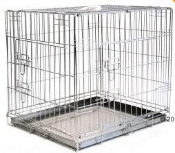 cage double door